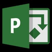 Microsoft Project Icon
